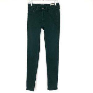Rag & Bone Forest Green Leggings Pants
